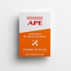 Contrat de maintenance APE SÉRÉNITÉ PLUS - Système automatique- Entretien de votre portail portes de garage avec un professionnel Ape Ariège TOulouse Aude