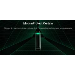 Détecteur de mouvement fonction rideau MotionProtect Curtain