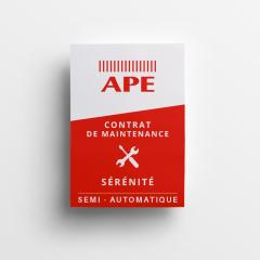 Contrat de maintenance SÉRÉNITÉ portes garage portillons semi-automatique Ape Sud Toulouse Auterive, Nailloux, Aude Limoux, Castelnaudary, Ariège, Foix, Pamiers
